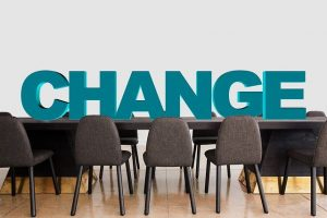 Conference Change New Beginning